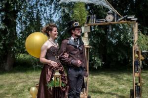Décoration de mariage par Au Mariage des Merveilles